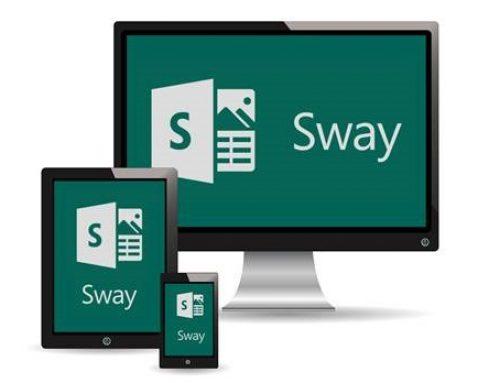 با مایکروسافت Sway ایده های خود را ثبت کنید