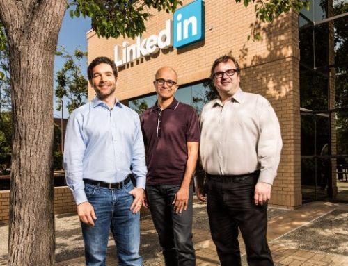 مایکروسافت شبکه اجتماعی LinkedIn را با قیمت ۲۶.۲ میلیارد دلار خرید