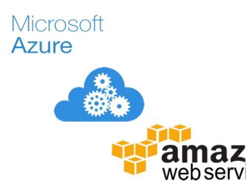 خط و نشان Microsoft Azure برای Amazon AWS